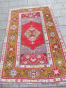 Ambitieux Style Ancien Tapis Oriental ___ Turquie__162cm X 108cm __anatol__ !