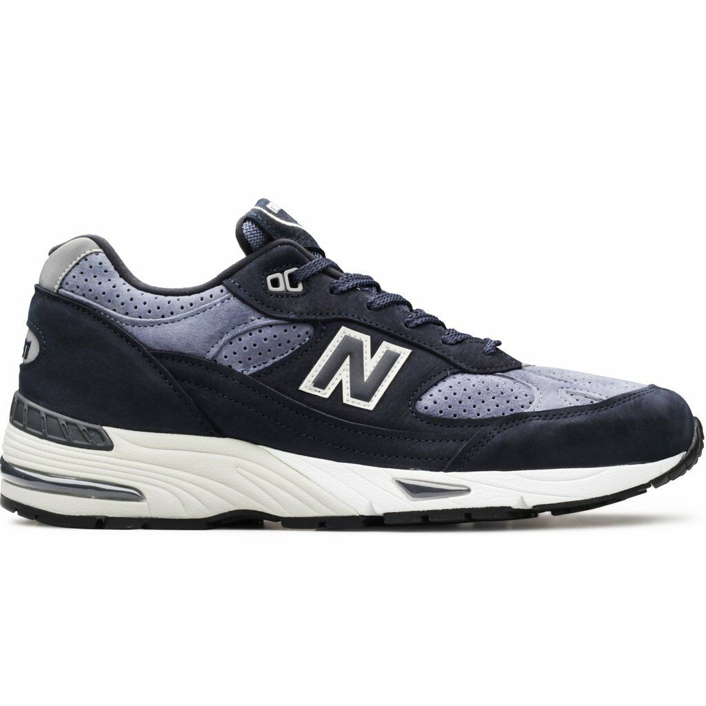 Men's Brand New Classics Traditionnels Athletic Fashion Sneakers [M991NVB]