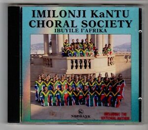Details about (GY547) Imilonji Kantu Choral Society, Ibuyile I'Afrika -  1995 CD