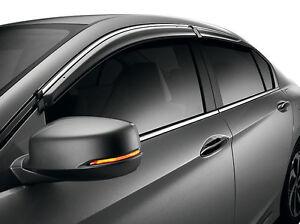 Image is loading Genuine-OEM-2013-2017-Honda-Accord-4Dr-Door- f1de9945088