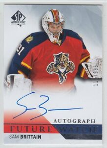 2015-16-UD-SP-AUTHENTIC-SAM-BRITTAIN-RC-AUTO-FUTURE-WATCH-ROOKIE-264-Panthers