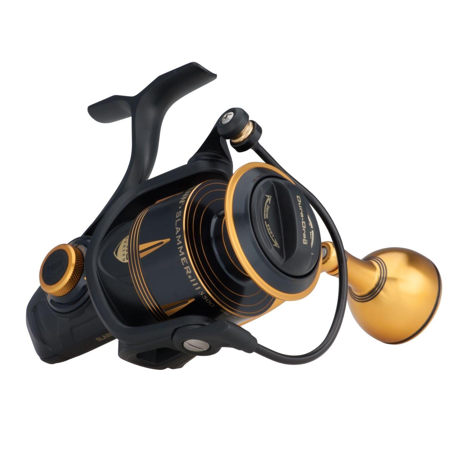 Penn Slammer III 5500   Heavy Duty Spinning Fishing Reel