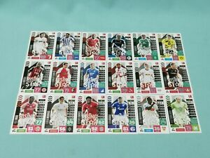 Topps-Match-Attax-Bundesliga-2020-2021-all-18-Rising-Star-Cards-20-21