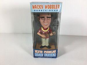 Funko-Wacky-Wobbler-Bobble-Head-Elvis-Presley-Blue-Hawaii-Figure-WEAR-TO-BOX