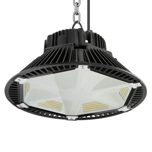 200W LED Hallenbeleuchtung Deckenleuchte Industrielampe Hallenstrahler Fluter