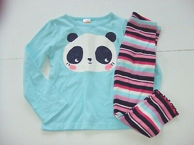 NWT Gymboree Pink Panda Bear Leggings Girls Mix N Match Size 3t