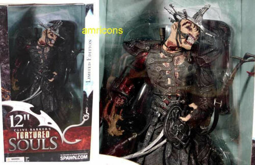 """12/"""" Agonistes Box Figure Tortured Souls New 2002 McFarlane Toys Amricons"""