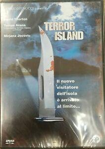 Terror-Island-DVD-Nuovo-sigillato-EP-Enrico-Pinocci