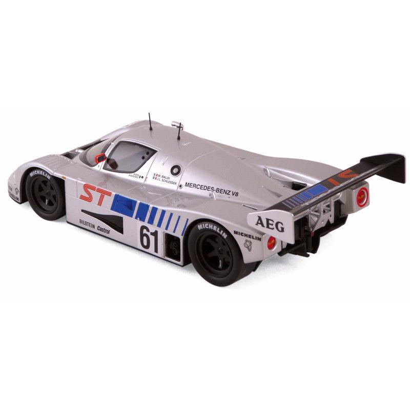 Norev Sauber Mercedes C9 Winner 400 km Suzuka Suzuka Suzuka 1989 Balldi   Schlesser  61, 1 18 9e82bf