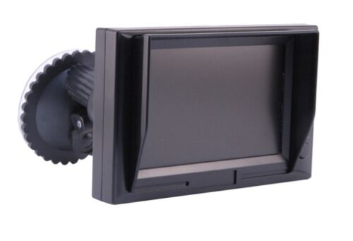 """ECHOMASTER 4.3/"""" LCD Monitor with Glass Mount Part# VM-43C"""