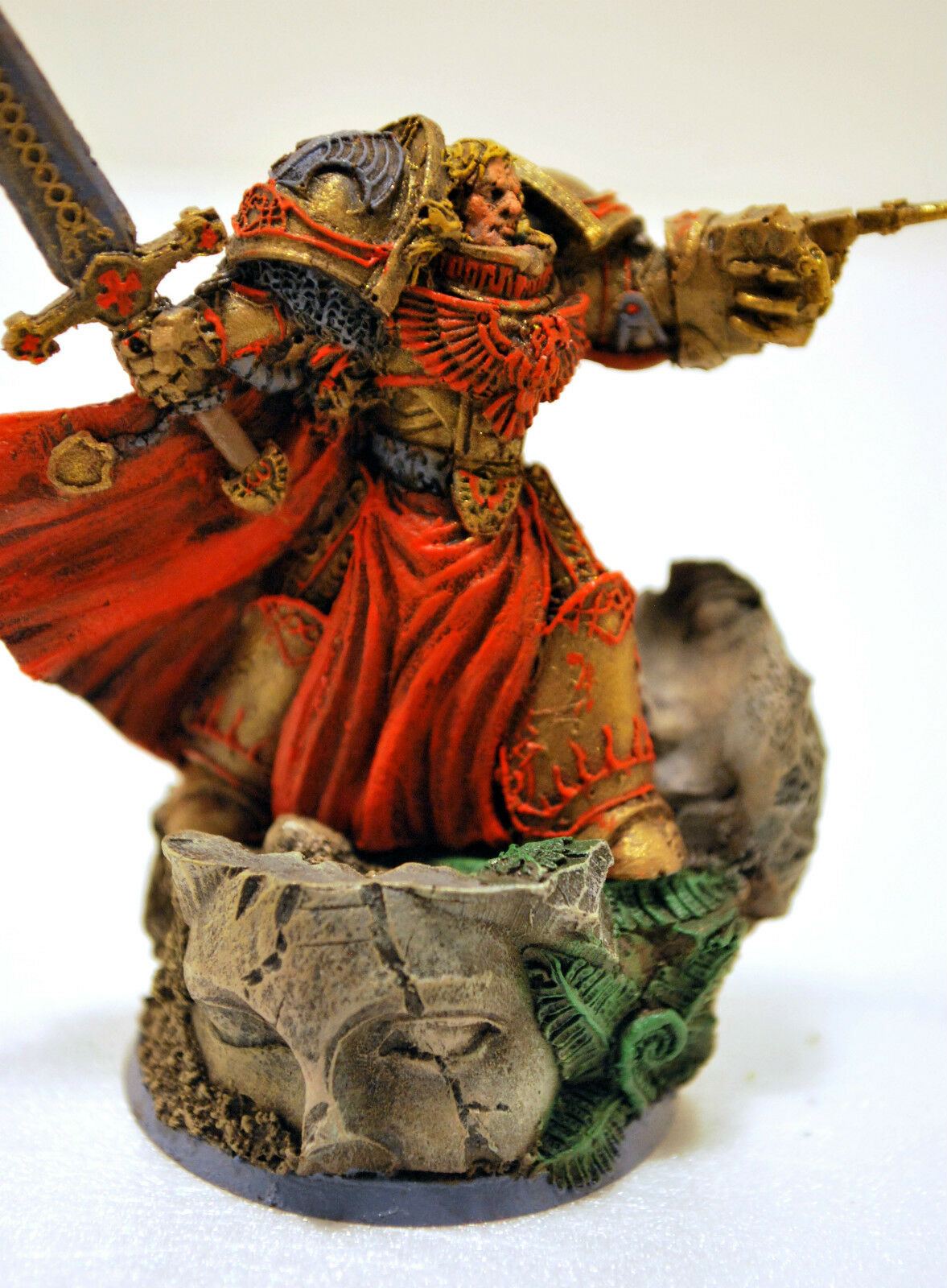 SCIBOR  Empereror of rome SCI -FI KNIGHT  PRO PAINTED