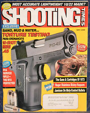 Magazine SHOOTING TIMES, May 1998 !!! H&R .22 LR DOUBLE-ACTION REVOLVERS !!!