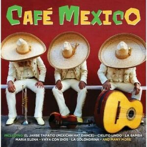 Various-Artists-Cafe-Mexico-New-CD-UK-Import