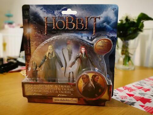 Lo Hobbit LEGOLAS e Tauriel il signore degli anelli le figure il signore degli anelli Vivida