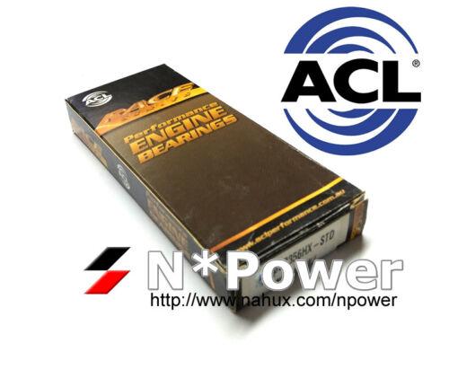 ACL RACE CONROD BEARING SET STD FOR NISSAN PULSAR GTiR N14 SR20DET 19.10mm wide