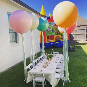 36 '' BIG SIZE Latex Balloons Helium Hydrogen Wedding Birthday Party  Decor HOT