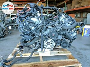 2014-2016 BMW X5 50I XDRIVE F15 4.4L V8 TWIN TURBO GASOLINE ENGINE MOTOR  68K OEM   eBayeBay