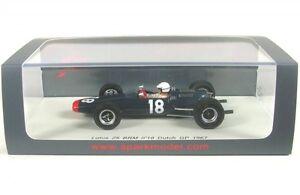 Lotus-25-BRM-Numero-18-7eme-Neerlandais-GP-1967-Chris-Irwin