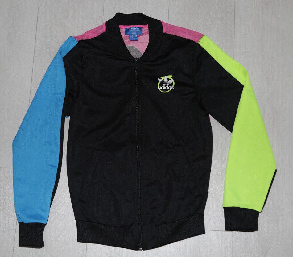 ADIDAS short tracksuit oldschool ADICOLOR 80s 90s jacket Rita Ora