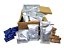 Orig Bundeswehr groupes repas 20 Personnes//Homme ration Nourriture Repas EPA
