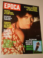 EPOCA=1978/1460=DALE HADDON=LIUTERIA CREMONA=TIM SEVERIN=CLAUDE FRANCOIS LALANNE