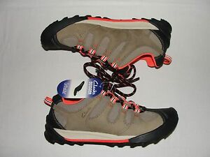 5f618d8d42b Details about Clark's Outdoor Outlay South Hiking Cushioned Nubuck Leather  Shoe Women's 8 New