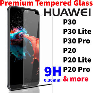 For-Huawei-Tempered-Glass-New-Screen-Protector-Mate-20-P20-P30-Pro-Lite-Y6-2019