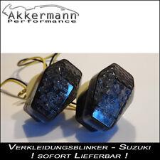 LED VERKLEIDUNGSBLINKER, SUZUKI GSF 1200 S / Bandit, 2001-2006, BLINKER, schwarz