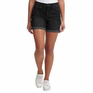 Calvin Klein Jeans Ladies' Roll Cuff Short