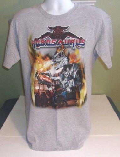 Robosaurus Monster Truck T-shirt M Vintage 90s Tec