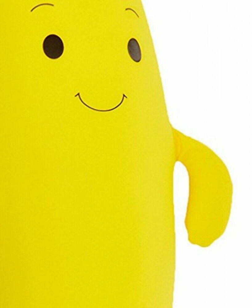 MOGU Banana Pillow Cushion Yellow 833365 4582289833365 30 W x D20 x H87cm