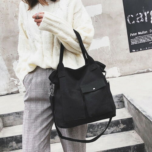 Women/'s Large Travel Shopping Bag Purse Handbag Ladies Girls Tote Shoulder Bag/'