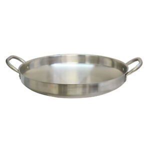 19-039-039-Stainless-Steel-Camal-Fried-Griddle-Caso-Pot-Pan-Wok-Gas-Stove-burner-Cook