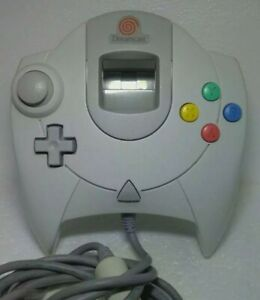 Sega-Dreamcast-Controller-HKT-7700-Authentic-OEM-Tested-Working