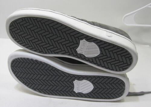 Daim Classique Chaussures Gris swiss Lacet Athlétisme Size K 8 5 qIawv6xW
