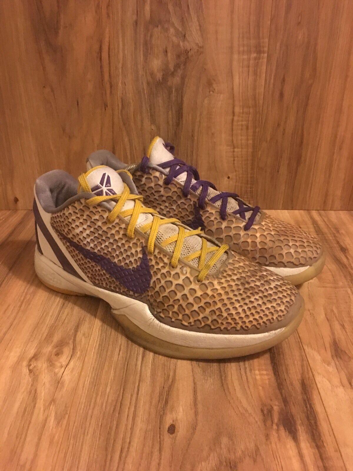 Nike Zoom Kobe VI 6