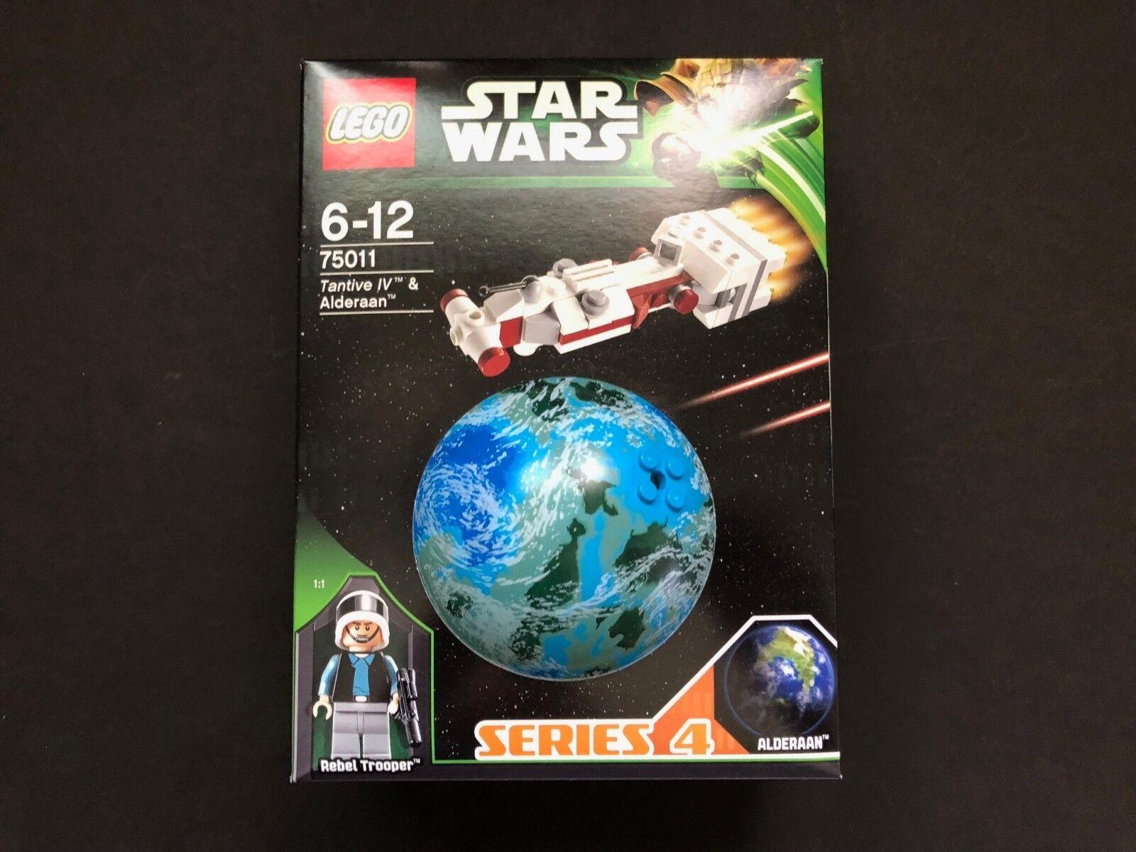 New Lego Star Wars 75011 Tantive IV & Alderaan Planet Set