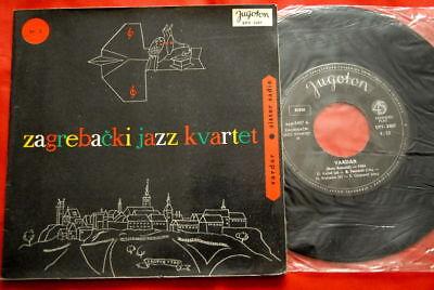 Zagrebacki Jazz Quartet Bosko Petrovic 1964 Exyu 7