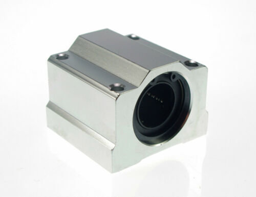 Liner Motion Ball Units Series Pillow Block Slide With Bearing SCS10UU 10mm 1