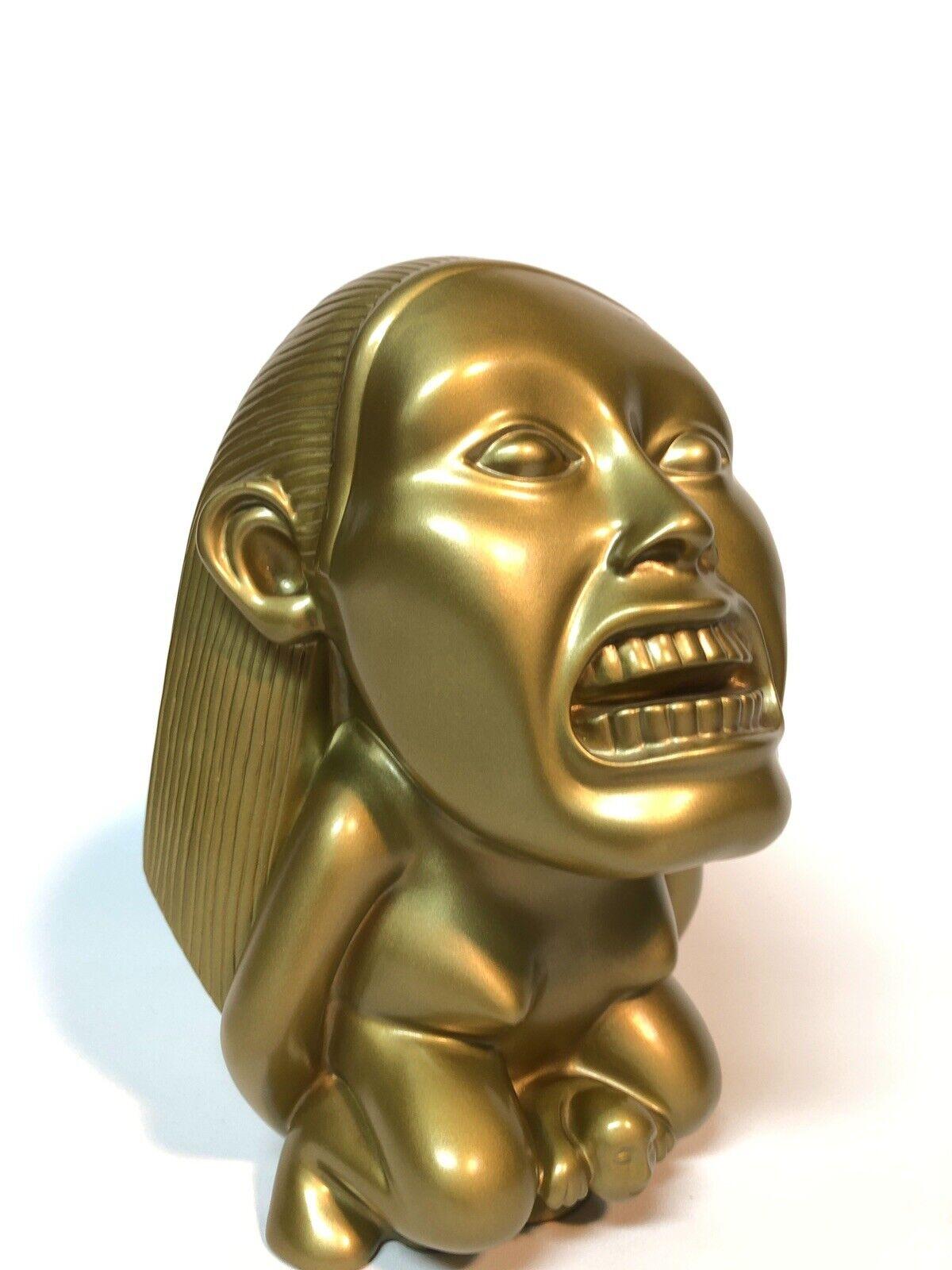 2008 Lucasfilm Ltd Diamond  Select giocattoli Indiana Jones Fertility Idol Prop Replica  centro commerciale di moda