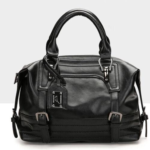 Fashion Women Handbag Shoulder Bags Tote Purse PU Leather Messenger Bag B