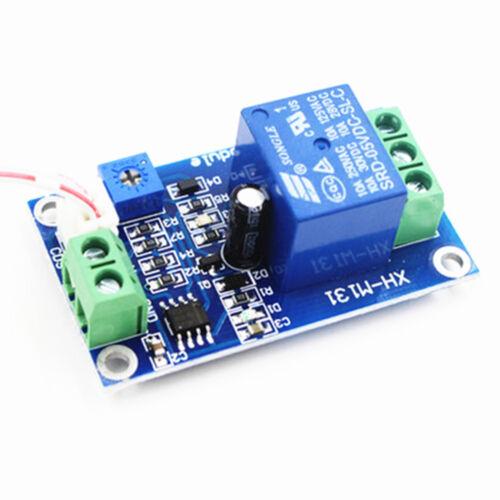 DC 12V Photoresistor Relay Module Light Detection Sensor Light Control Switch