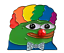 Honkler-Clown-World-Enamel-Pin-Limited-Edition-Lapel-Hat-4chan-meme thumbnail 1