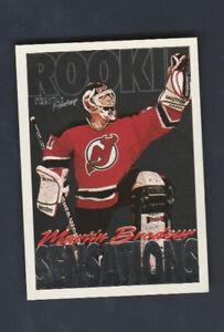 1995-Topps-Premier-Rookie-Sensation-190-Martin-Brodeur