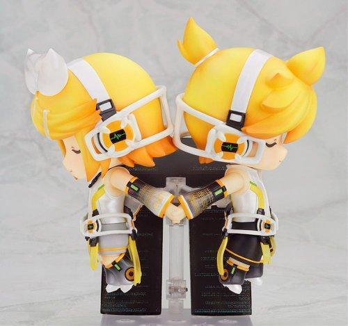 Kb04c Good Smile Vocaloid Vocaloid Vocaloid  Kagamine Rin  Append Nendoroid azione cifra 296e05