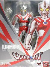 Used Bandai ULTRA-ACT Ultraman Ace Pre-Painted
