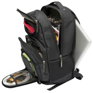 nuovo stile 9d952 b10bc Dettagli su MAGMA DIGI BEATPACK L zaino multifunzione impermeabile laptop  cuffie controller