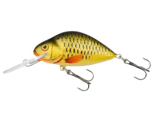 DORADO Lake Deep Runner Acustic 7cm 25g Floating Crankbait Wobbler Wels FARBEN