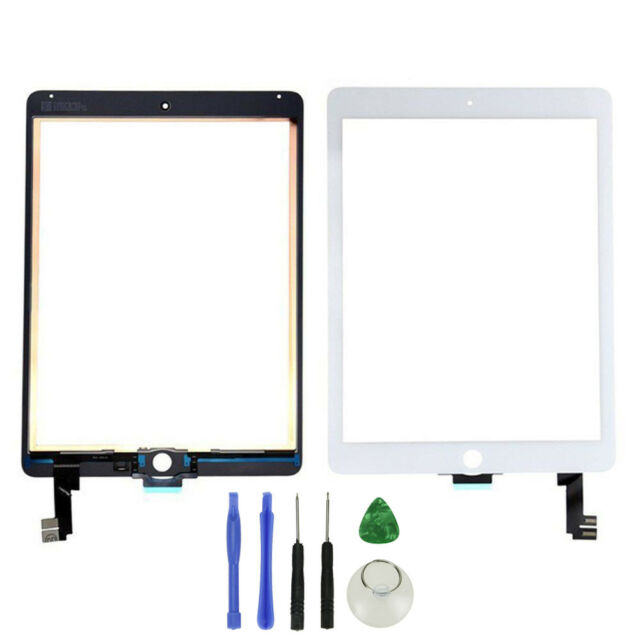 New Touch Screen Digitizer Glass Replacement for iPad Air 2nd Gen,A1566,A1567