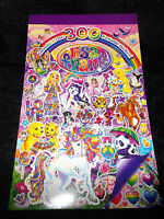 Over 300 Colorful Lisa Frank Stickers Booklet School Teachers Home School